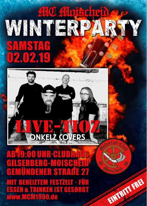 mc winterparty