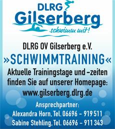 DLRG Schwimmtraining