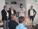 Offizielle Übergabe des Dorfgemeinschaftshauses Schönau am 21.08.2016