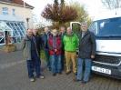 Pressetermin zur Übergabe des neuen Bürgerbusses der Gemeinde Gilserberg am 28.04.16