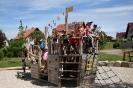 Spielplatz offiziell an Kinder übergeben